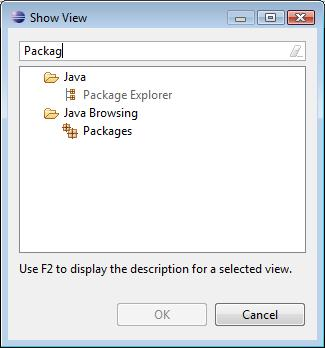 The fastest ways to navigate views in Eclipse using the
